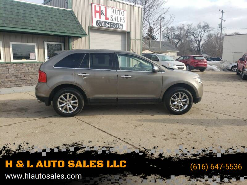 2013 Ford Edge for sale at H & L AUTO SALES LLC in Wyoming MI
