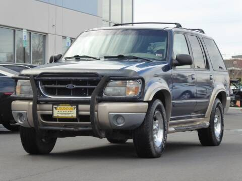 1999 Ford Explorer for sale at Loudoun Used Cars - LOUDOUN MOTOR CARS in Chantilly VA