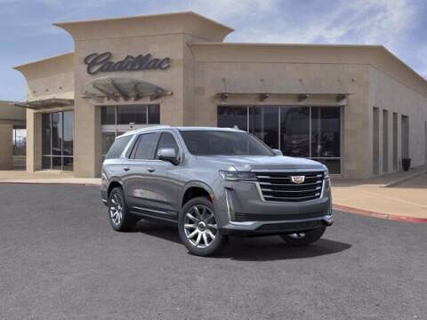 2021 Cadillac Escalade for sale at Jerry's Buick GMC in Weatherford TX
