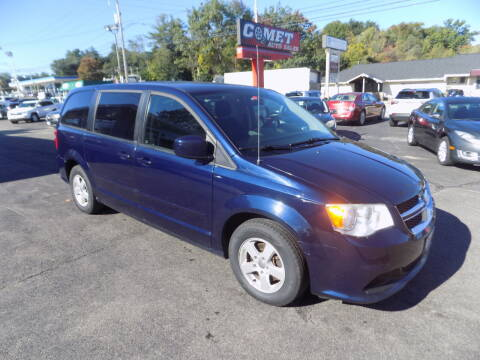 2013 Dodge Grand Caravan for sale at Comet Auto Sales in Manchester NH