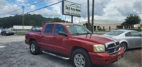 2006 Dodge Dakota for sale at J & D Auto Sales in Dalton GA