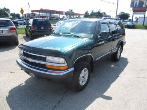 1998 Chevrolet Blazer for sale at King's Kars in Marion IA