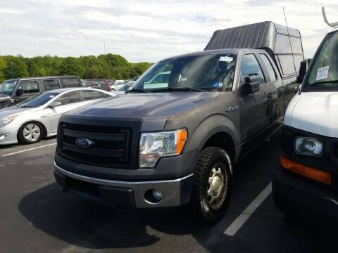 2013 Ford F-150 for sale at Florida Auto & Truck Exchange in Bradenton FL