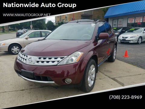 2006 Nissan Murano for sale at Nationwide Auto Group in Melrose Park IL