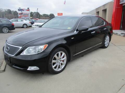2009 Lexus LS 460 for sale at Premium Auto Collection in Chesapeake VA