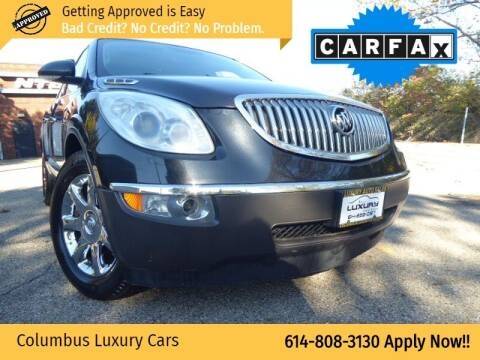 2008 Buick Enclave for sale at Columbus Luxury Cars in Columbus OH