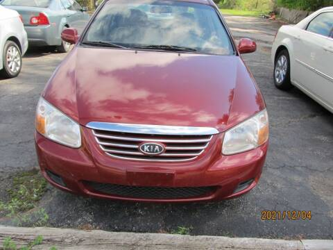 2007 Kia Spectra for sale at Mid - Way Auto Sales INC in Montgomery NY