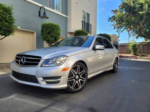 2014 Mercedes-Benz C-Class for sale at Bay Auto Exchange in San Jose CA