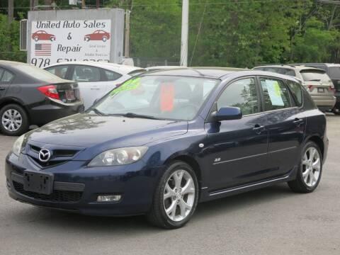 2009 Mazda MAZDA3 for sale at United Auto Service in Leominster MA