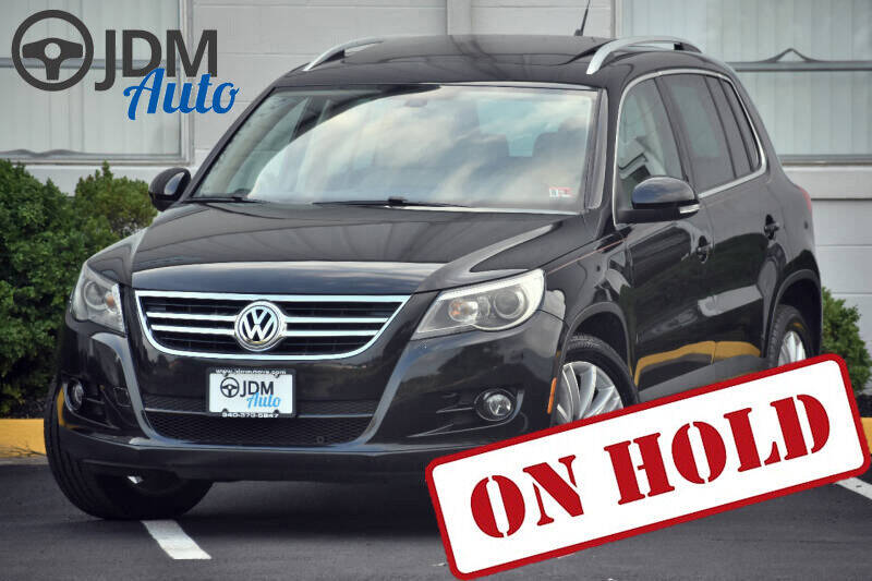 2011 Volkswagen Tiguan for sale at JDM Auto in Fredericksburg VA