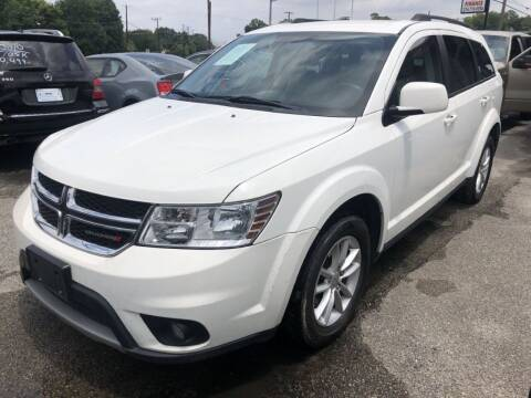 2016 Dodge Journey for sale at Pary's Auto Sales in Garland TX