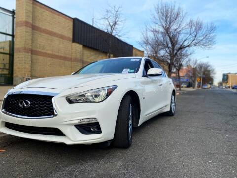 2018 Infiniti Q50 for sale at Buy Here Pay Here Auto Sales in Newark NJ