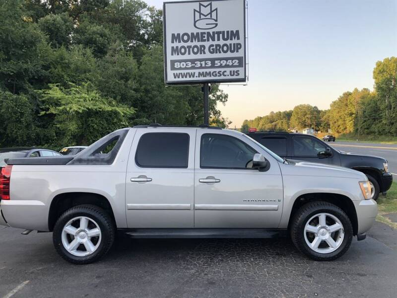2007 Chevrolet Avalanche for sale at Momentum Motor Group in Lancaster SC