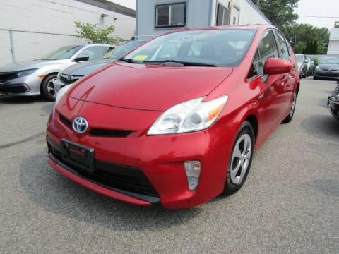 2013 Toyota Prius for sale at Boston Auto Sales in Brighton MA