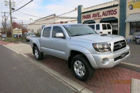 2008 Toyota Tacoma for sale at PARK AVENUE AUTOS in Collingswood NJ