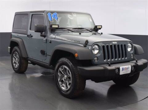 2014 Jeep Wrangler for sale at Tim Short Auto Mall in Corbin KY