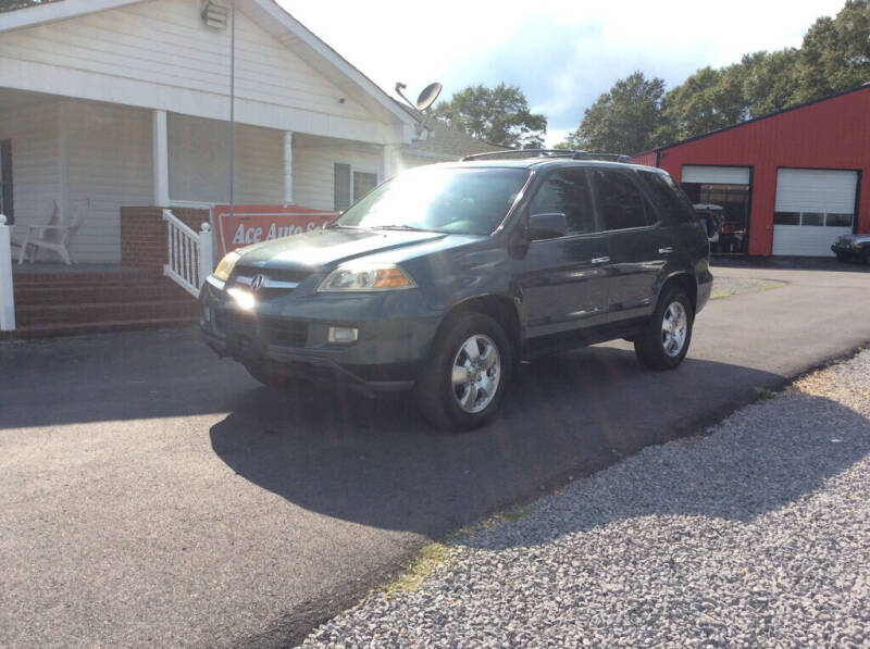2006 Acura MDX for sale at Ace Auto Sales - $1600 DOWN PAYMENTS in Fyffe AL
