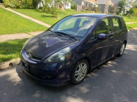 2008 Honda Fit for sale at REM Motors in Columbus OH
