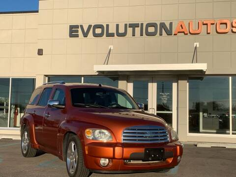 2007 Chevrolet HHR for sale at Evolution Autos in Whiteland IN