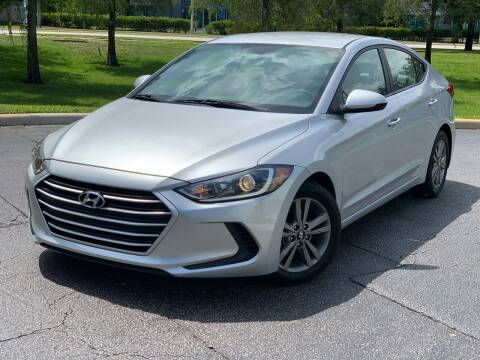2017 Hyundai Elantra for sale at Citywide Auto Group LLC in Pompano Beach FL