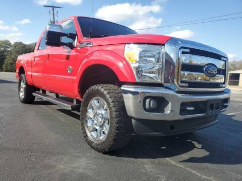 2013 Ford F-250 Super Duty for sale at Thornhill Motor Company in Hudson Oaks, TX