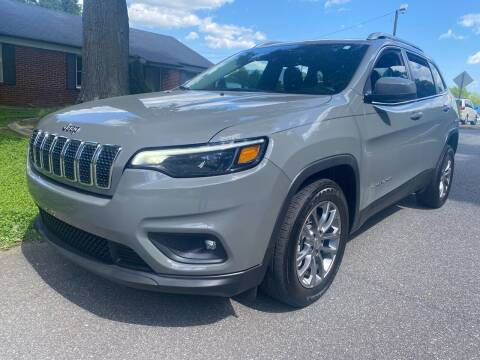 2019 Jeep Cherokee for sale at Viewmont Auto Sales in Hickory NC