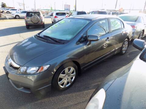 2009 Honda Civic for sale at Pro-Motion Motor Co in Lincolnton NC