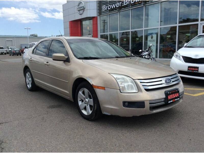 2007 Ford Fusion for sale in Rock Springs, WY