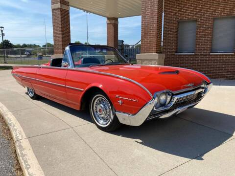 1962 Ford Thunderbird for sale at Klemme Klassic Kars in Davenport IA