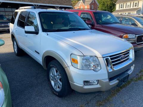 2006 Ford Explorer for sale at TNT Auto Sales in Bangor PA