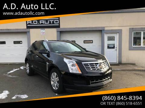 2013 Cadillac SRX for sale at ADAuto LLC in Bristol CT