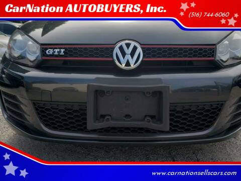 2013 Volkswagen GTI for sale at CarNation AUTOBUYERS, Inc. in Rockville Centre NY