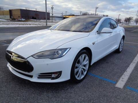 2014 Tesla Model S for sale at Rt. 73 AutoMall in Palmyra NJ