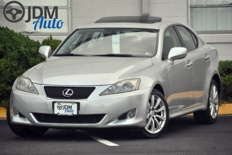2007 Lexus IS 250 for sale at JDM Auto in Fredericksburg VA
