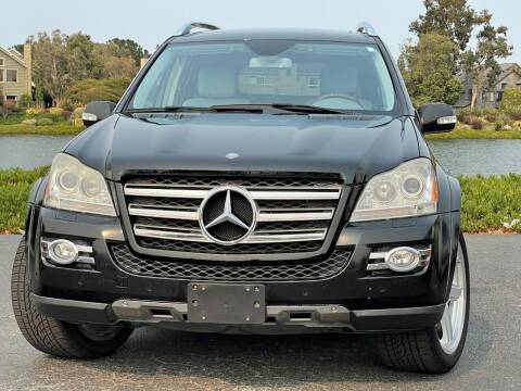 2008 Mercedes-Benz GL-Class for sale at Continental Car Sales in San Mateo CA