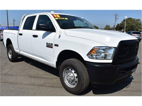 2013 RAM Ram Pickup 2500 for sale at ATWATER AUTO WORLD in Atwater CA