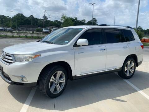 2012 Toyota Highlander for sale at ABS Motorsports in Houston TX