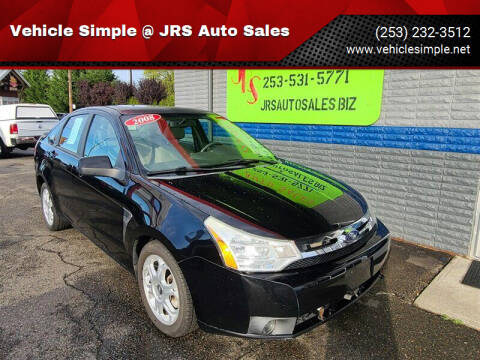 2008 Ford Focus for sale at Vehicle Simple @ JRS Auto Sales in Parkland WA