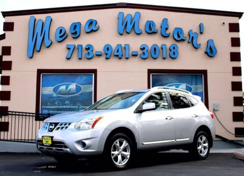 2011 Nissan Rogue for sale at MEGA MOTORS in South Houston TX