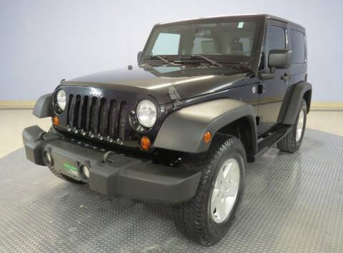 2010 Jeep Wrangler for sale at Hagan Automotive in Chatham IL