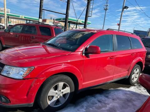 2012 Dodge Journey for sale at Debo Bros Auto Sales in Philadelphia PA
