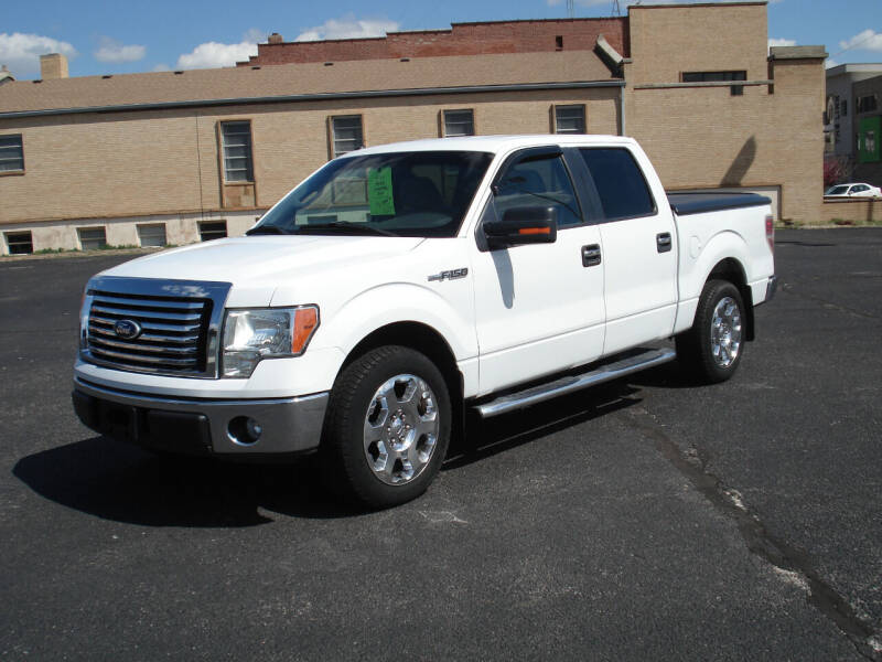2010 Ford F-150 for sale at Shelton Motor Company in Hutchinson KS