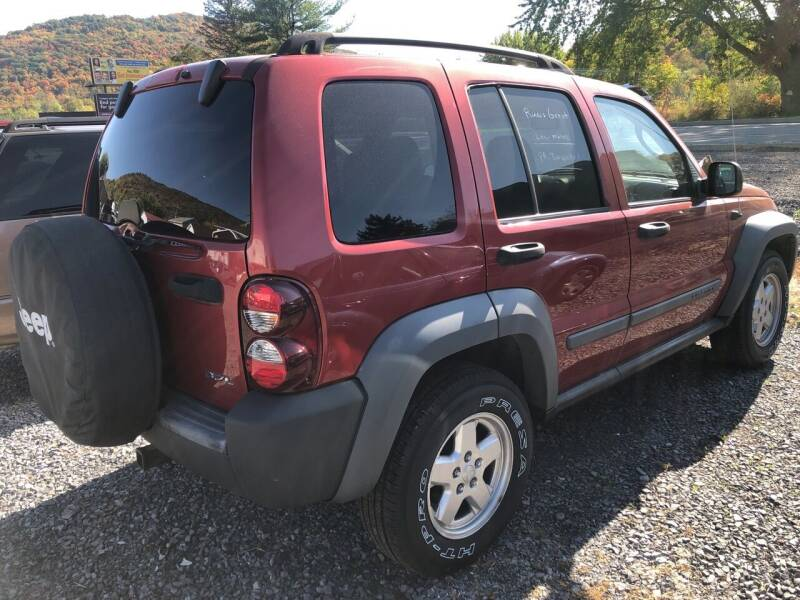 2006 Jeep Liberty Sport 4dr SUV 4WD - East Freedom PA