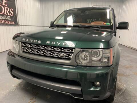 2011 Land Rover Range Rover Sport for sale at Elite Motors in Uniontown PA