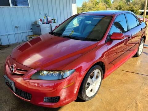 2007 Mazda MAZDA6 for sale at QUICK SALE AUTO in Mineola TX