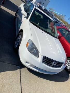 2005 Nissan Altima for sale at Bob Luongo's Auto Sales in Fall River MA