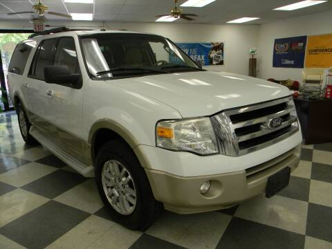 2010 Ford Expedition EL for sale at Lindenwood Auto Center in St. Louis MO