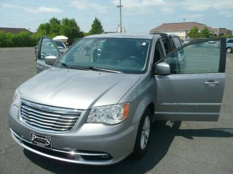 2013 Chrysler Town and Country for sale at Prospect Auto Sales in Osseo MN