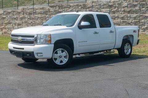 2010 Chevrolet Silverado 1500 for sale at Car Hunters LLC in Mount Juliet TN