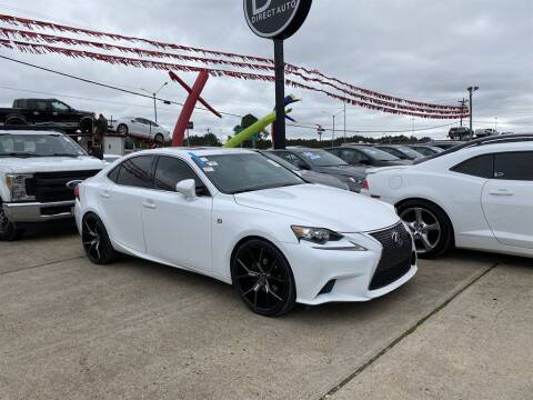 2014 Lexus IS 250 for sale at Direct Auto in D'Iberville MS